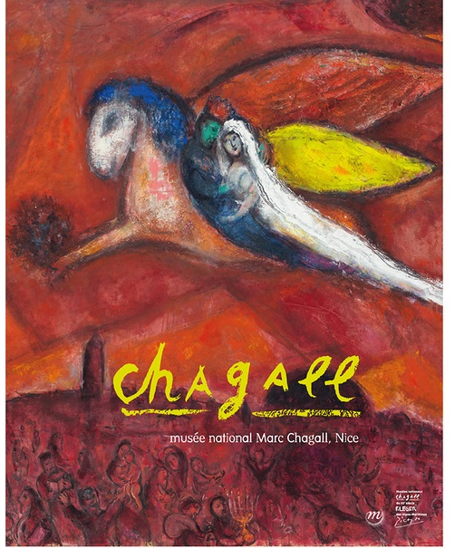 catalogue collections musée Chagall 2011
