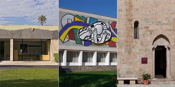Des lieux de patrimoine et d'architecture